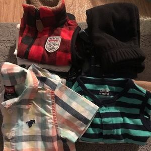 6/6-9 month baby boy clothes